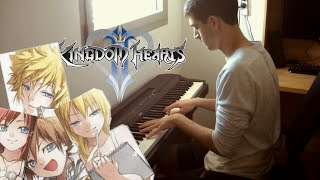 Kingdom Hearts - The Afternoon Streets (Piano Cover)