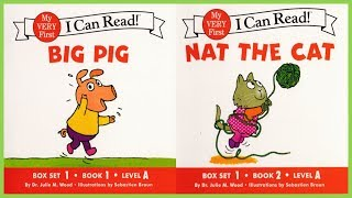 Learn to Read with Tug the Pup and Friends! Box Set 1| My Very First I Can Read