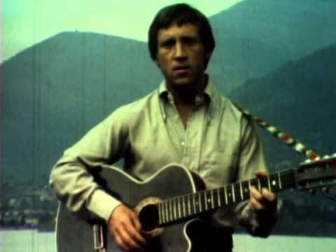 Владимир Высоцкий - Югославия, 1974, ТВ Черногории
