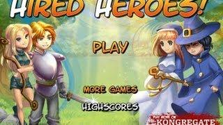 Hired Heroes Walkthrough