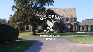 The U.S. Open at Winged Foot: How the Drama Has Unfolded