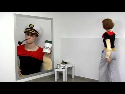 Cómo elaborar el disfraz de Popeye
