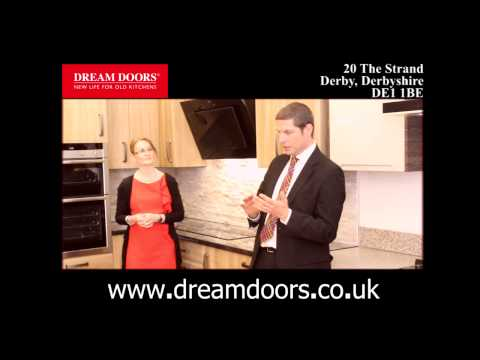 Derby & Burton Upon Trent Kitchen Showroom video