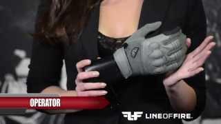 Operator Glove...