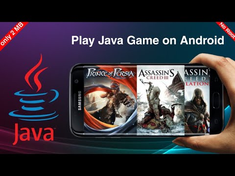 How to Download Java Games In Android with Full Touchscreen