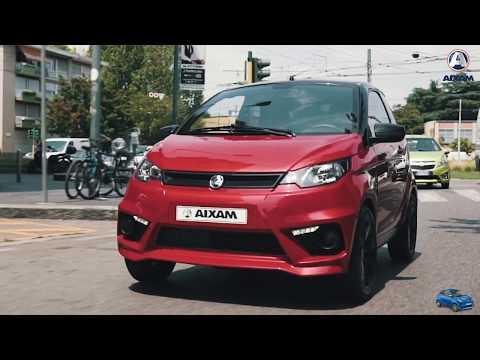 Aixam | La minicar più sportiva, creata per te | Generazione Minicar | City Sport