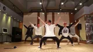 B.A.P - Young, Wild & Free Dance Practice Ver. (Mirrored)