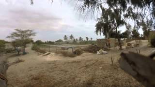 Earth Institute Solar Tracker Installation in Senegal
