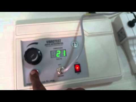 Digital Biothesiometer For Diabetic Foot
