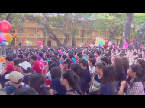 Lễ Ra Trường | THPT Nguyễn Huệ | Phú Yên