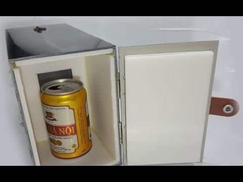 Guía hace Frigorífico Mini 12V, refrigeradores para coches