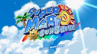 A Secret Course (JP Version) - Super Mario Sunshine