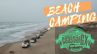 South Padre Island Beach Camping 2020