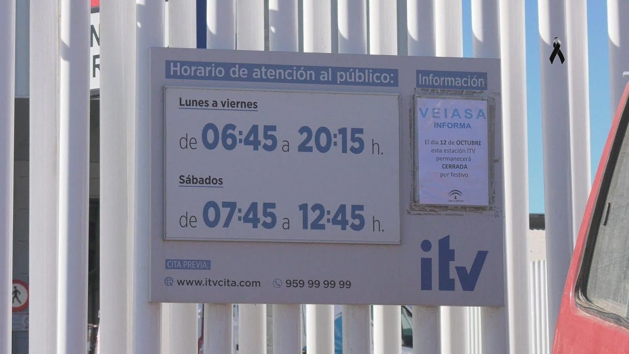 Ampliación de la caducidad de la ITV