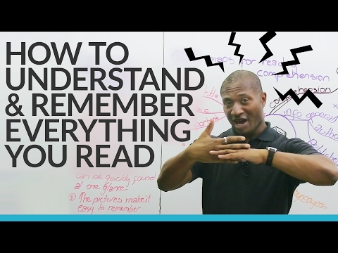 How to use Mind Maps to understand and remember what you read