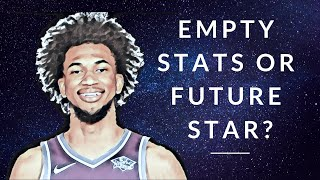 Marvin Bagley III analysis: The Future of Old School (2019)