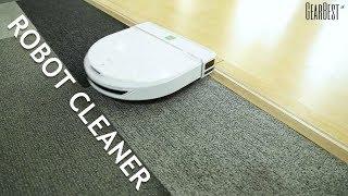 Smar Robot Vacuum Cleaner Dibea D850 - GearBest
