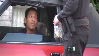 Tacoma Police officer cop steal weed marijuana from driver. WA State legalization 2012. Part 1