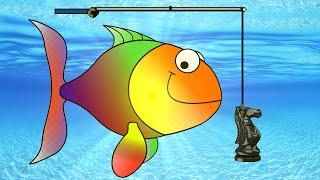 Chess Traps #4: Fishing Pole - Ruy Lopez & Sicilian Defense