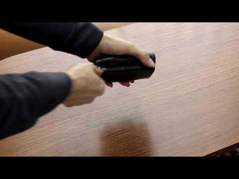 Кошелек de esse LC14813-GD01 Черный
