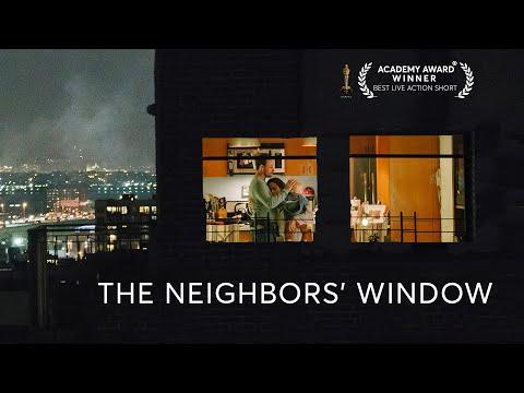 Okno k sousedům