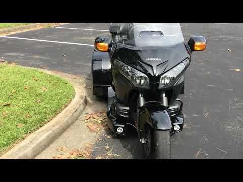 2014 Honda Gold Wing® Navi XM in Jasper, Georgia - Video 1