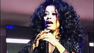 Diana Ross at The American Cancer Society Concert - It's My House [March, 2018]