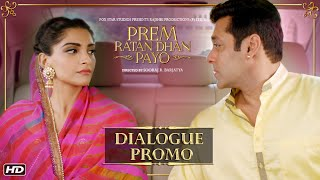 Prem Ratan Dhan Payo - Video - Dialogue Promo 2