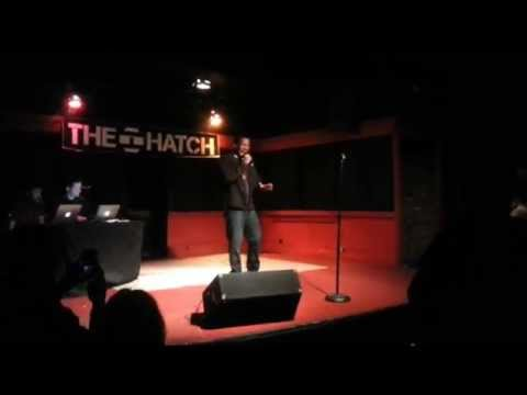 I Want it - Desean (LIVE)  First Performance