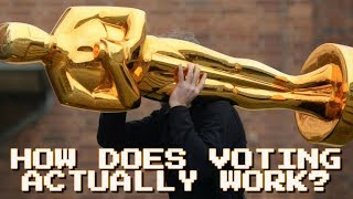 How Voting for the Oscars Actually Works