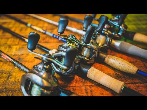 Top 8 Casting Rods of 2018 – Buyer's Guide