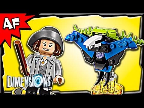 Vidéo LEGO Dimensions 71257 : Tina Goldstein
