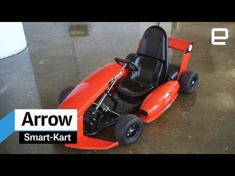 Arrow Smart-Kart: Hands-On