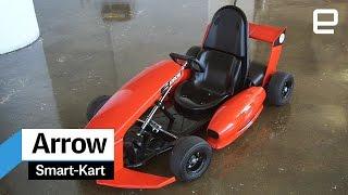 Arrow Smart-Kart: Hands-On