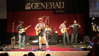 Aaron Watson and Band - The Honky Tonk Kid - Albisguetli - 2013