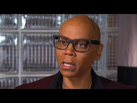 RuPaul on the power of drag