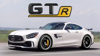 The 2020 Mercedes-AMG GT-R Is The Ultimate Sports Car