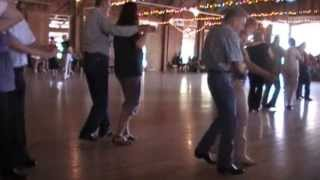 Dancing to Put Your Little Foot at Anhalt Hall in 2011
