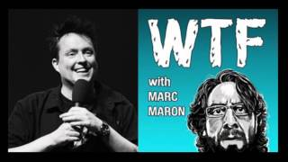 Mike Ward on WTF with Marc Maron