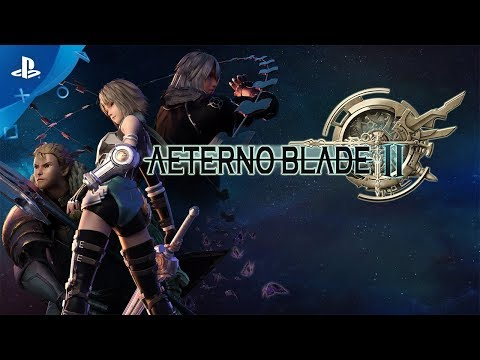 AeternoBlade II - Launch Trailer | PS4 thumbnail