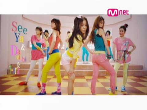 SeeYa, Davichi, Ji Yeon - Women's Generation