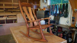 Building a Rocking Chair… My Best Work?