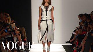BCBG Max Azria Ready To Wear 2013 Vogue Fashion Week Runway Show