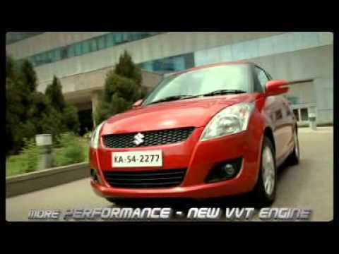 Maruti Swift Exterior TVC
