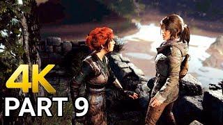 Rise of the Tomb Raider 4K Gameplay Walkthrough Part 9