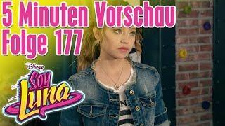 5 Minuten Vorschau - SOY LUNA Folge 177 || Disney Channel