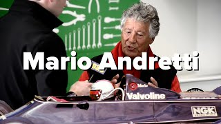 VA Tire and Auto presents a Mario Andretti Meet and Greet