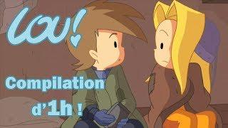 LOU! Compilation D'1h - Episode 25 à 28 !! HD Dessin Animé
