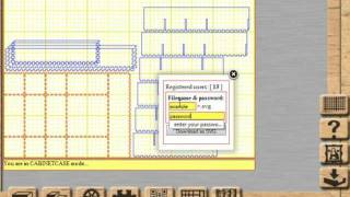 preview picture of video 'boxdesigner - Create a cabinetcase (Setzkasten oder Sortierkasten) just in your browser'
