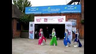 preview picture of video 'Tabeeya Dance - Letchworth Garden City Street Fest.2012'